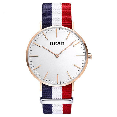 """THE PEACEMAKER"" Men's Classic Dress Watch"