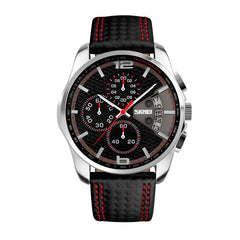 """THE RACER""  Business Sport Chronograph Wristwatch"