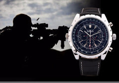 """THE SNIPER"" LUXURY AUTOMATIC WATCH"