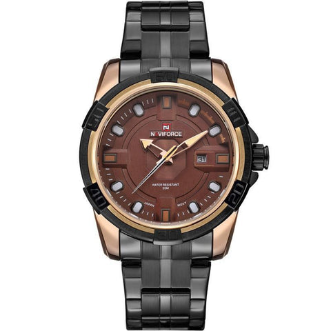 """The SURF MASTER"" Water Resistant Luxury Alloy Watch"