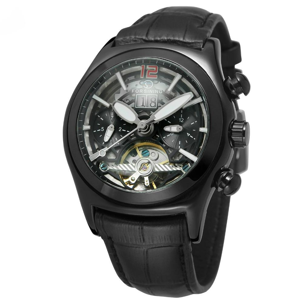 """THE VIKING DOME""    Unique Men's Automatic With Domed Crystal"