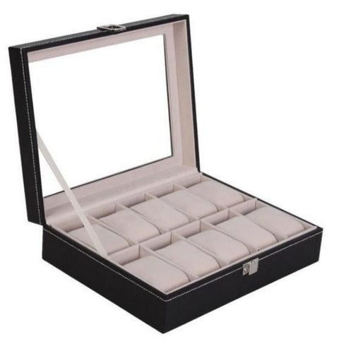 Watch Box - Luxury Watch Display Box