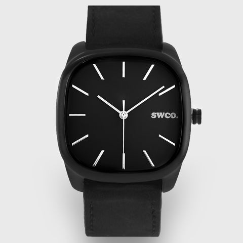 "Watch - ""The ICON MIDNIGHT"" Exclusive Men's Quartz Watch"