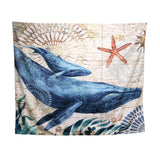 Tapestry - whale