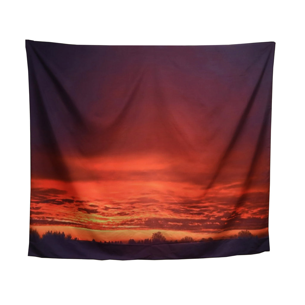 Tapestry - Red Sunset