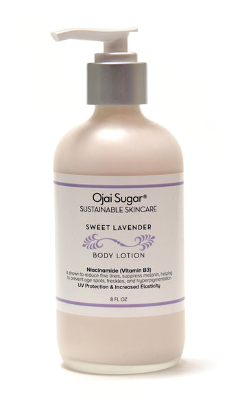 Sweet Lavender Luxe Body Lotion