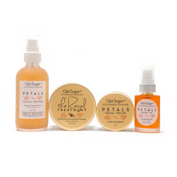 Petals Facial Collection Save $12