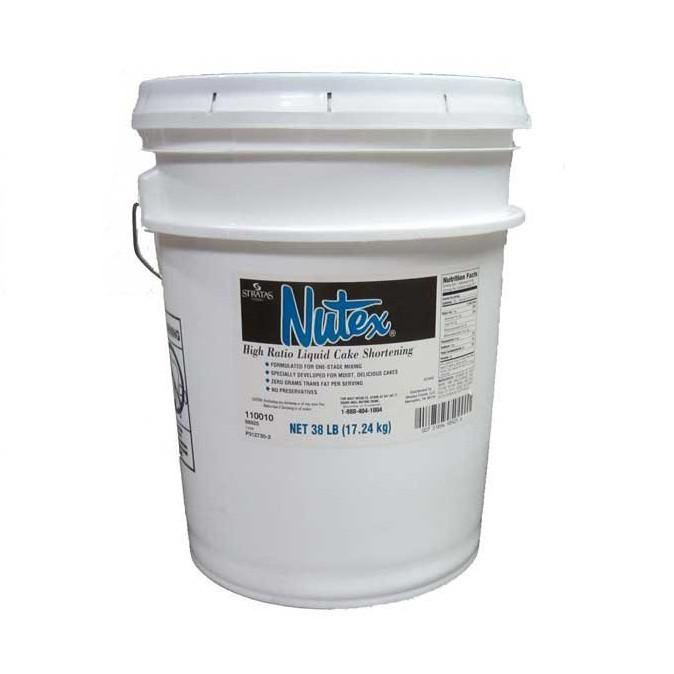 Nutex High Ratio Liquid Cake Shortening