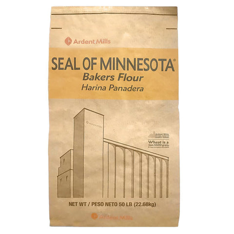 Seal Of Minnesota Bakers Flour