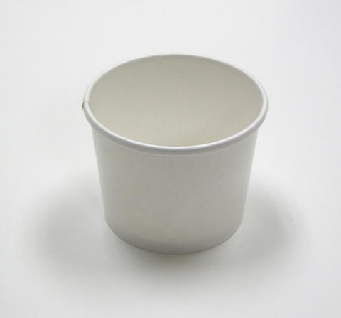 Soup Container and Lid - 12 oz - 250 Qty