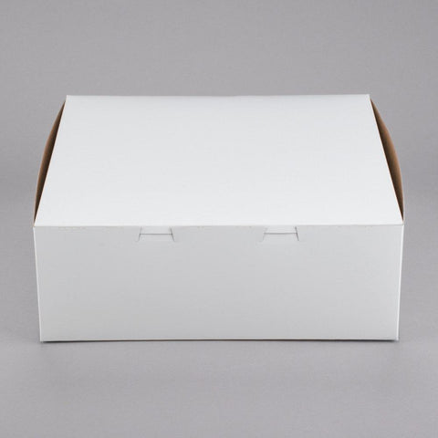 "Cake Box - One Piece 12 x 12 x 5""- 100 Boxes"
