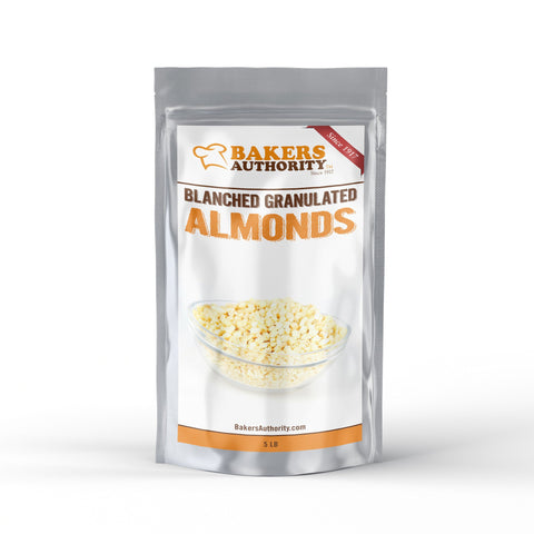 Granulated Almonds - Blanched