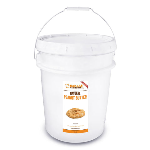 Natural Peanut Butter - Unsalted