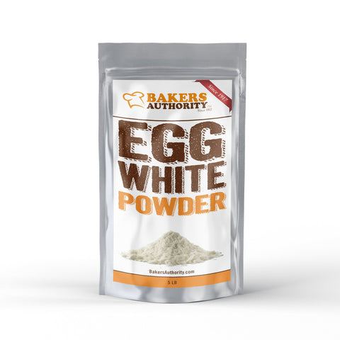 5LB Egg White Powder