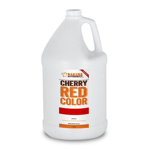 Cherry Red Color
