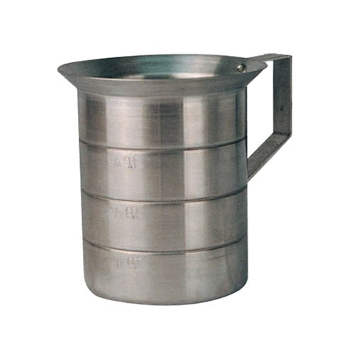 Aluminum Measuring Cup - 1/2 Quart