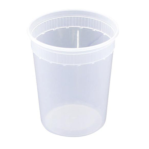 Plastic Soup Combo - 32 oz [240QTY]