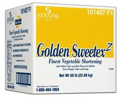 Golden Sweetex Z Palm Roll-In Shortening