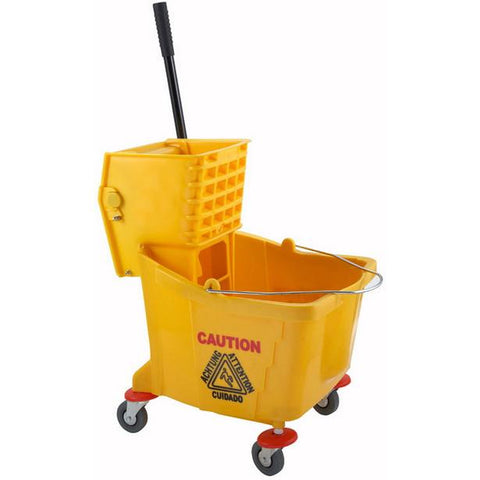 Mop Bucket 36Qt W/ Wringer Set