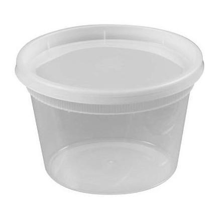 Deli Container - 16 oz - 500 Qty