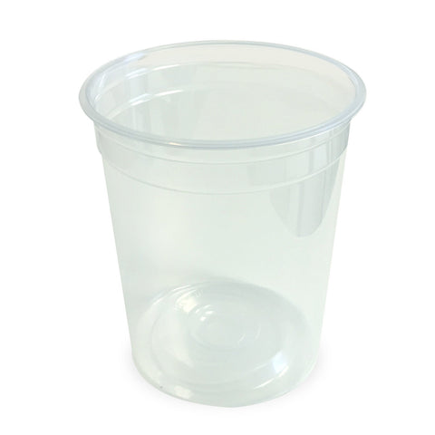Deli Container - 32 oz - 500 Qty