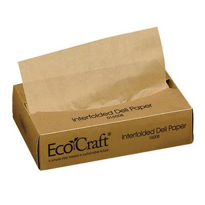Ecocraft Kraft Wax Sheets NK8