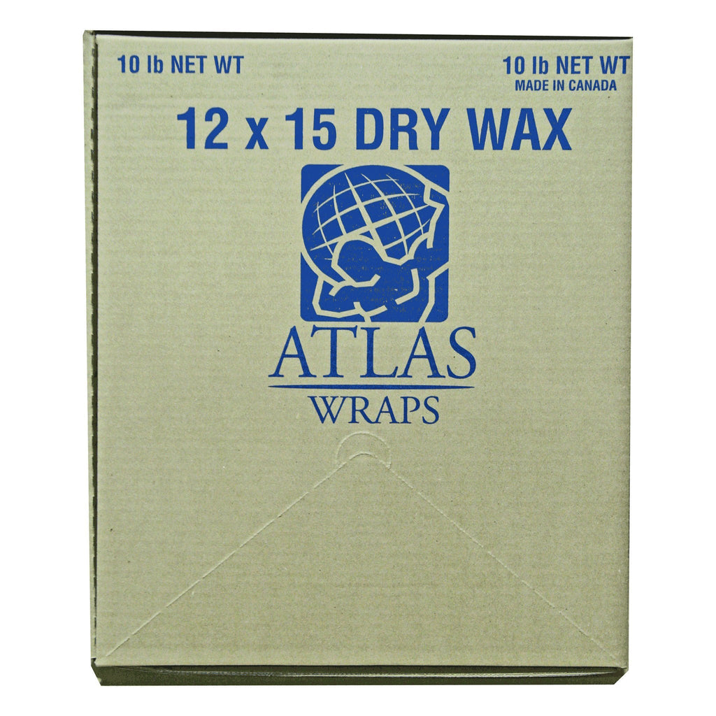 DryWax Sheets 12x15 single Box
