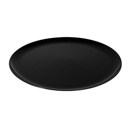 Catering Platter - Catering Tray (Black) - Smoked Black - 14 inch - 25 Qty