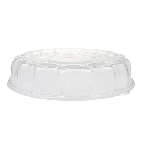 Dome Lid (For Smartlock Catering Tray) - 16 inch - Clear - 50 Qty