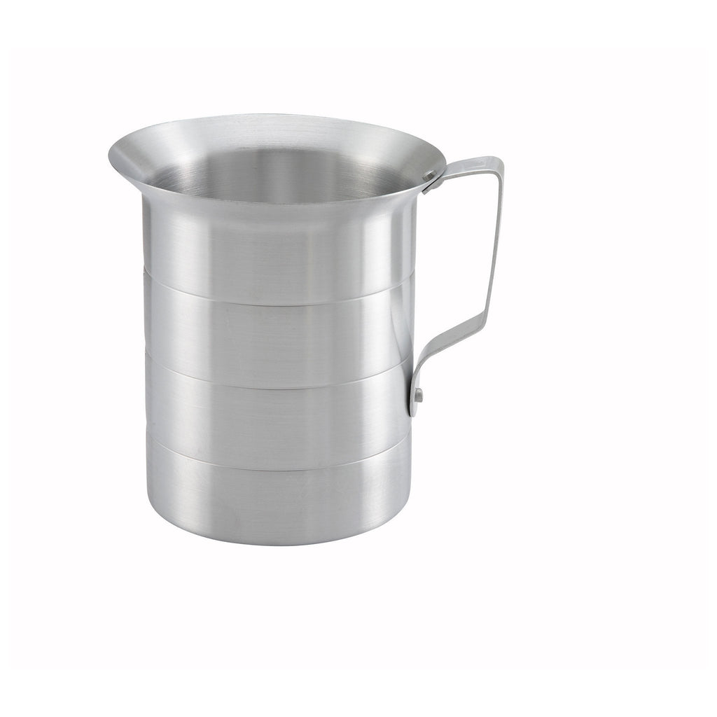 Aluminum Measuring Cup - 2 Quarts