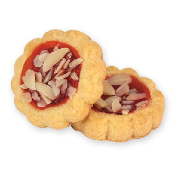 Almond Tartlette Cookies (180 Count)
