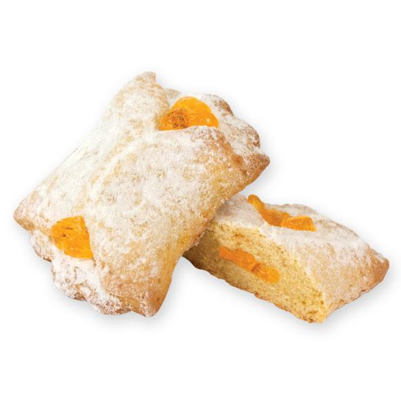 Apricot Pocket Cookies (125 Count)