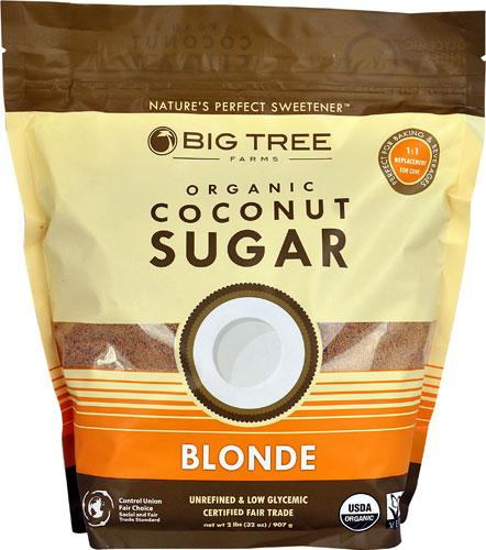 Organic Coconut Sugar - Blonde (32oz)