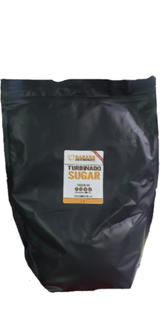 Bulk Turbinado Raw Sugar