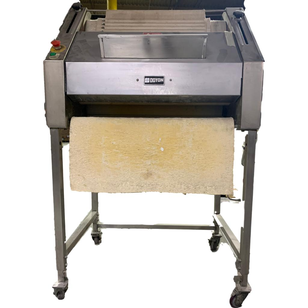 DOYON BREAD MOLDER DM800 (PRE-OWNED)