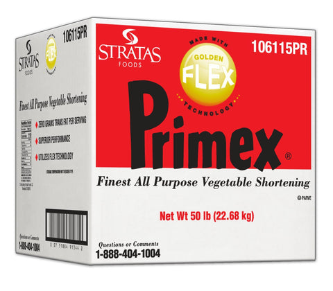 Primex Golden Flex All-Purpose Shortening