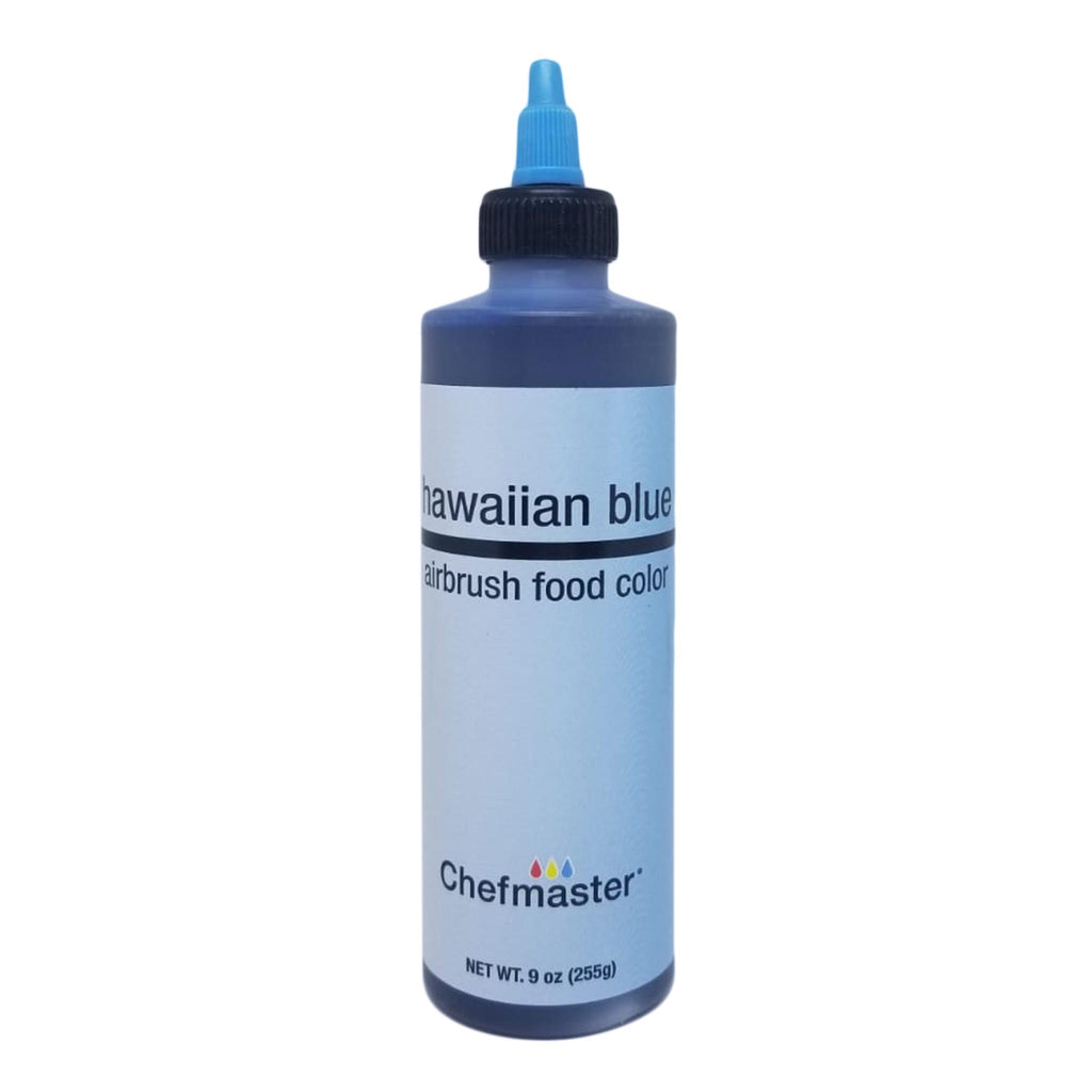 Hawaiin Blue Airbrush Food Color