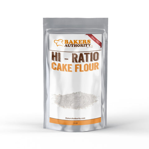 5LB Hi Ratio Cake Flour
