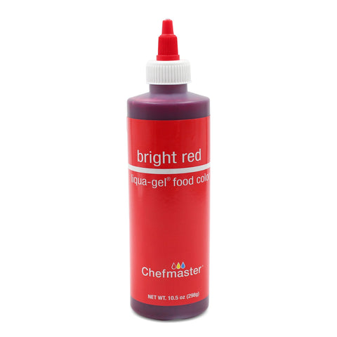 Bright Red Color Liqua-Gel