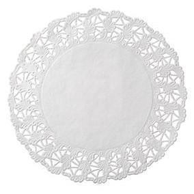 Kenmore Lace Doily - 18 inch - 500 Qty