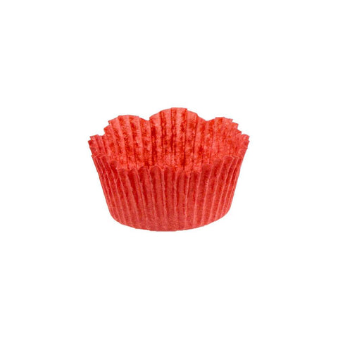 Red Petal Baking Cup