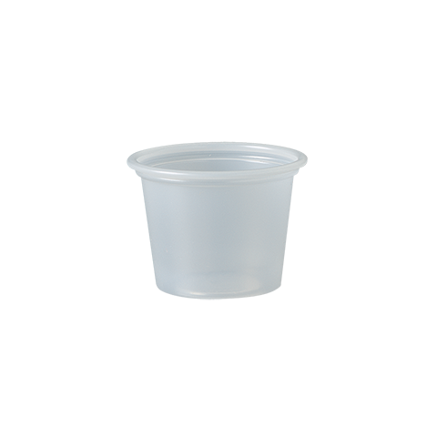 Souffle Cup Plastic