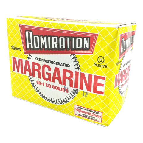 Margarine with salt 30/1Lb