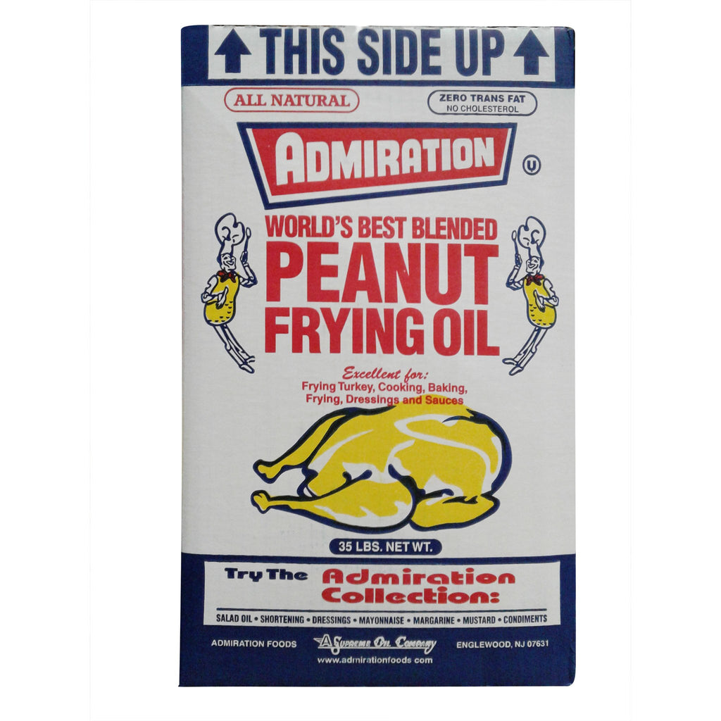 All Natural Blended Peanut Frying Oil