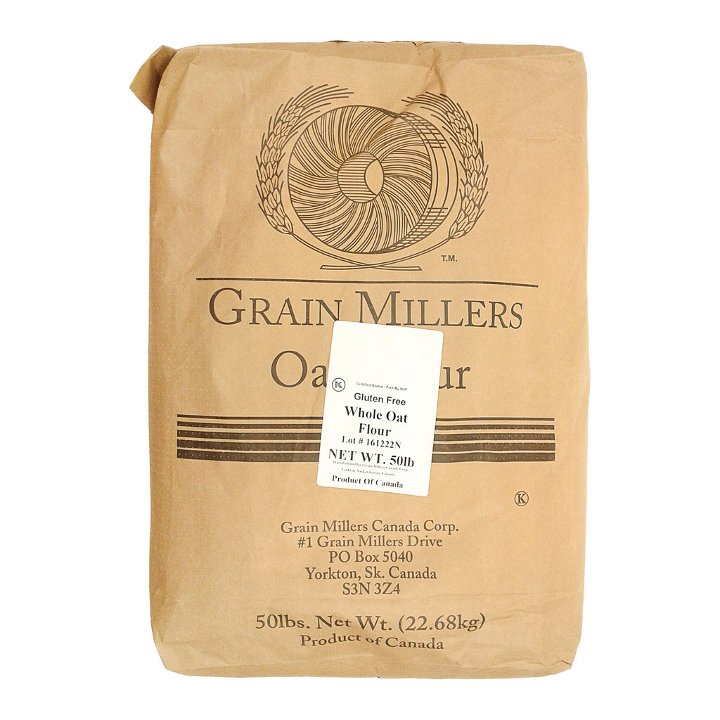 Gluten Free Whole Oat Flour