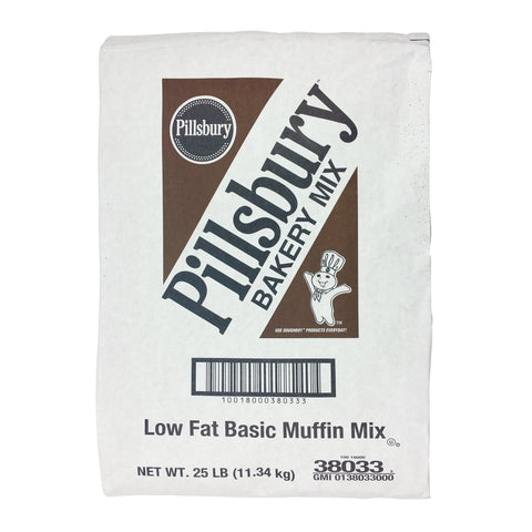 Low Fat Muffin Mix