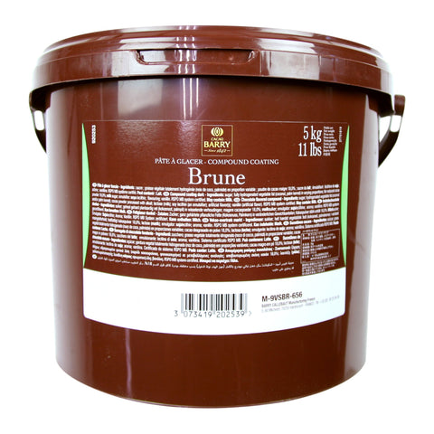 Brune Compound Coating-Cacao barry