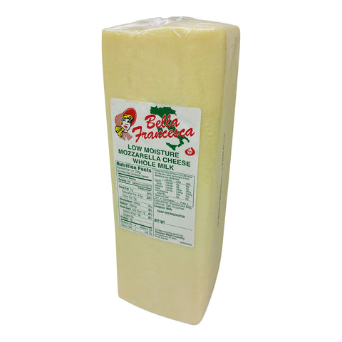Mozzarella Cheese - Whole Milk