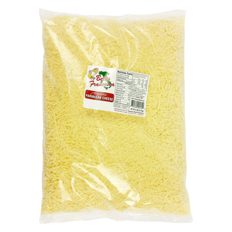 Shredded Parmesan Cheese