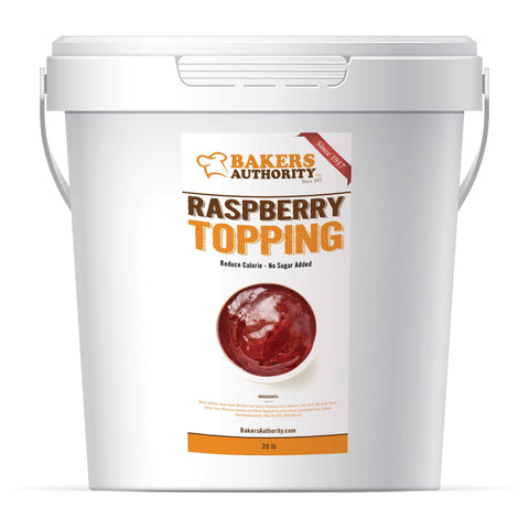 Raspberry Topping (Sugar Free)